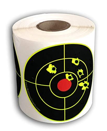 Big Dawg Targets 250 Target Roll - 3 Inch Adhesive Splatter Target