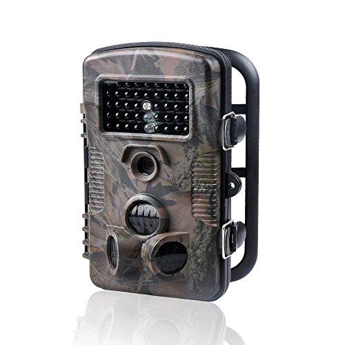 Wildlife Camera Outdoor Hunting Trail Camera Infrared Night Vision Surveillance Camera 12MP Trail Camera