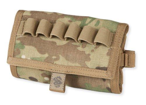 Tacprogear 18-Round Shotgun Shell Pouch Multicam