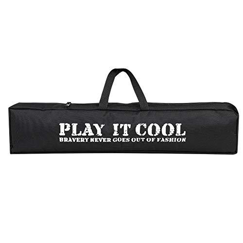 Tihebeyan Recurve Bow CaseOutdoor Portable Lightweight Canvas Recurve Bow Storage Bag