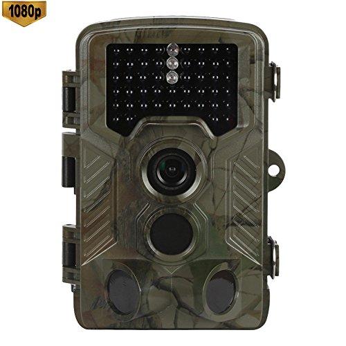 Edal H-881 hunting camera  night vision monitor camera Game Trail Hunting Camera 5MP 1080P HD Motion Activated Wildlife Hunting Camera Infrared Night Vision Scouting Camera