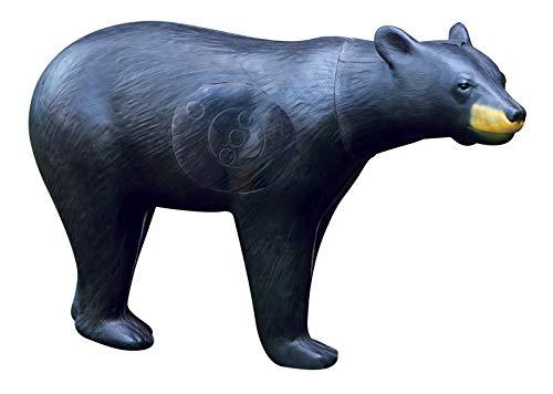 Real Wild 3D Walking Black Bear Target