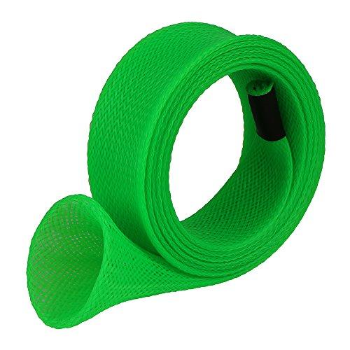 Goture Fishing Rod Storage Covers Sleeve Sock Protector Rod Glove Green