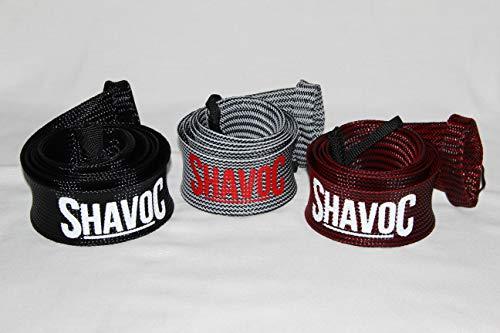 Shavoc Fishing Rod Sleeve Rod Sock with Tip Protector