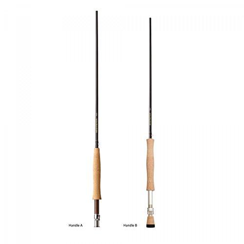 Redington Path II 3-Weight 7 6 4-Piece Fly Rod