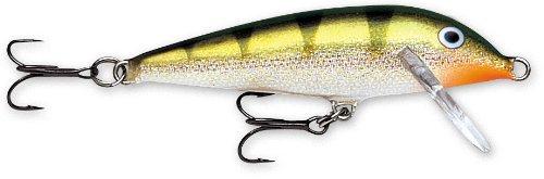 Rapala Countdown 07 Fishing lure 275-Inch Yellow Perch