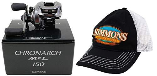 SHIMANO CHRONARCH MGL 150 621 Right Hand BAITCAST Reel  HAT