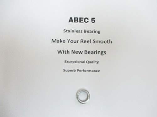 Shimano Chronarch 100B BNT2170 BNT2937 ABEC5 Stainless Bearing 8x12x3524
