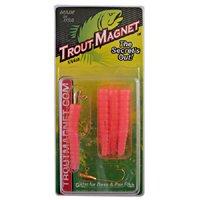 Leland Lures 87321 Trout Magnet Hard Bait Orange Finish