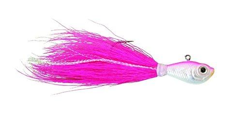 13 Fishing SPRO SBTJP-8 Bucktail Jig Pink 8 oz