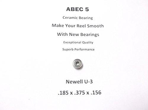 Newell Reel Part S 533 46 U-3 ABEC 5 Ceramic Bearing 185 x 375 x 156 19