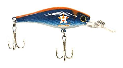 Boelter MLB Minnow Crankbait Fishing Lure Houston Astros