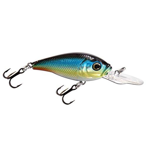 ROSE KULI 5 cm 45 g Fishing Hard Lure Minnow Crankbaits Bass Bait