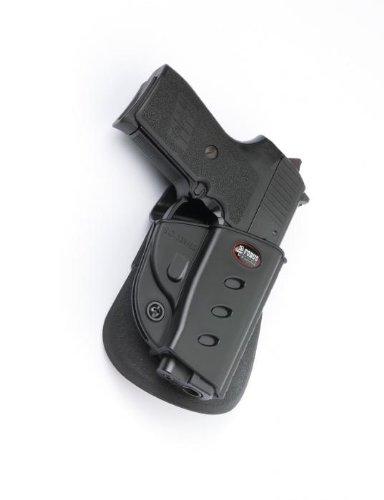 Light Fobus Evolution Holster Case S&W M&P 9mm 40 45 SD9 SD40 Paddle Case HandGun Pistol Concealed Carry HandGun Pistol Concealed Carry Pouch Tactical Hard Polymer