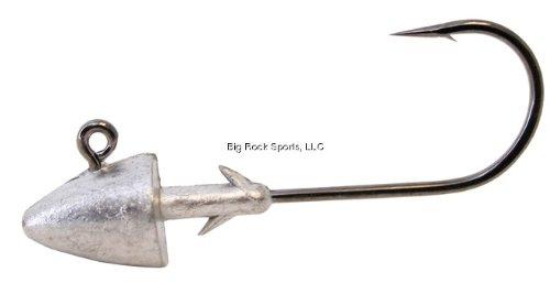 Owner Ultrahead Saltwater Bullet Jig Hook 12-Ounce