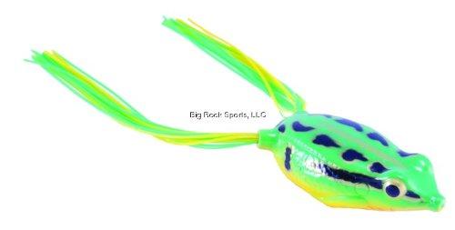 Strike King KVD Sexy Frog Bait Tiger 6 14-Inch