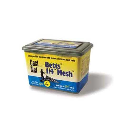 Betts 25-6 Mono Bait Cast Net
