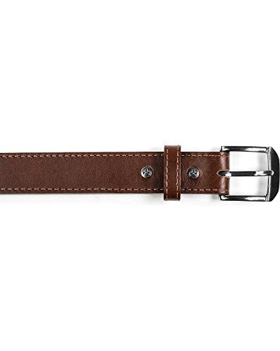Magpul Tejas Gun Belt El Original 15 Inch Concealed Carry CCW Bullhide Leather and Reinforced Polymer Gun Belt