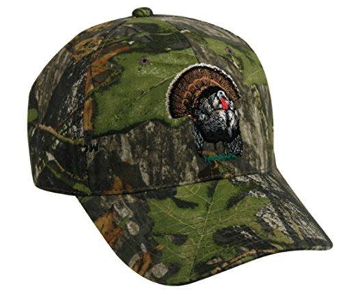 Mossy Oak Obession Camo Turkey Hunting Hat