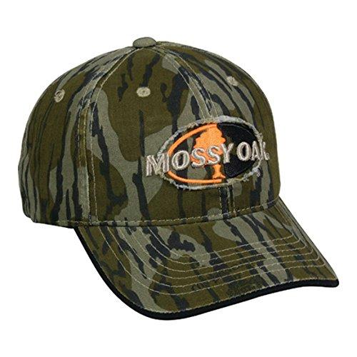 Mossy Oak Original Bottomland Frayed Patch Hunting Hat