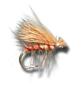 Elk Hair Caddis Tan Fly Fishing Fly