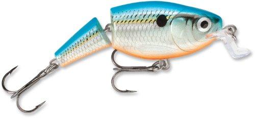 Rapala Jointed Shallow Shad Rap 7 Fishing Lure Blue Shad 2-34-Inch