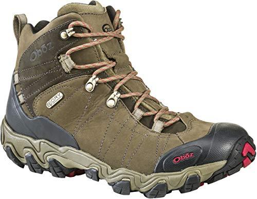 Oboz Mens Bridger BDRY Hiking boot
