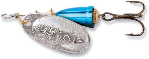 Blue Fox Classic Vibrax 05 Plated 716 SilverChrome Blue Size- 313