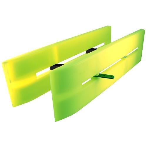 Sea Deamon Hi-Viz Collapsible Double Planer Board