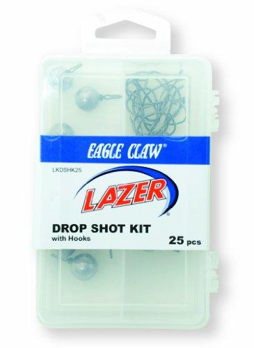Eagle Claw Drop Shot Rigging Kit