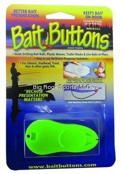 BAIT BUTTONS OriginalDispenser Green