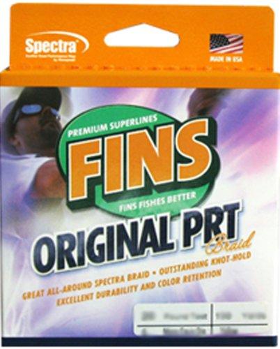 Fins Spectra 500-Yards IGFA Class Fishing Line Yellow 80-Pound