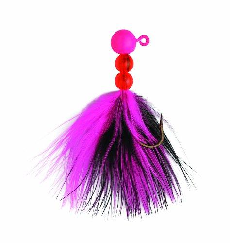 Eagle Claw ECSSJ14-013 SalmonSteelhead Jig PinkBlack