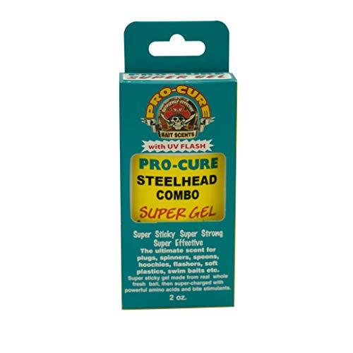 Pro-Cure Steelhead Combo Super Gel 2 Ounce