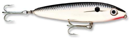 Rapala Saltwater Skitter Walk 11 Fishing lure 4375-Inch Chrome