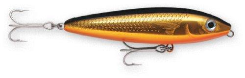 Rapala Saltwater Skitter Walk 11 Fishing lure 4375-Inch Gold Mullet