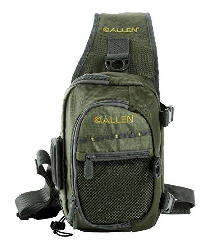 Allen Cedar Creek Fishing Sling Pack Olive