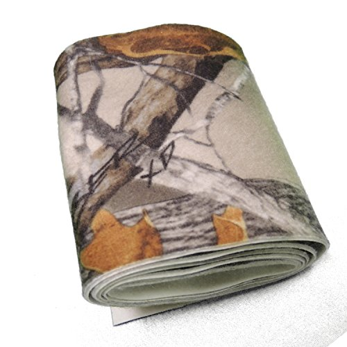 Camouflage Tape Roll ROLL Silencing Micro Fleece Material 3-34 wide x 36 TrueTimber XD3 CAMO ADHESIVE TAPE Archery Bow Gun Treestand