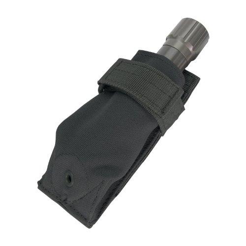 Condor MA48-002  Flashlight Pouch Black