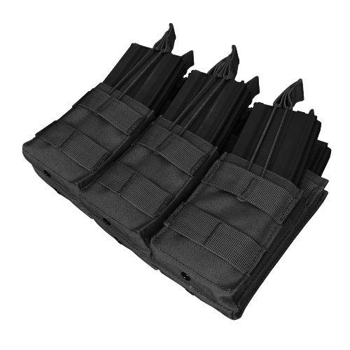 Condor Triple Stacker Mag Pouch Black