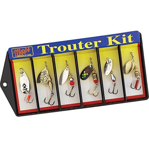 Mepps Plain Lure Assortment Trouter Kit