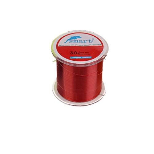 MagiDeal 500m Super Strong Nylon Monofilament Fishing Line 264lb 145lb 105lb 180lb - 180lb  Dia029mm