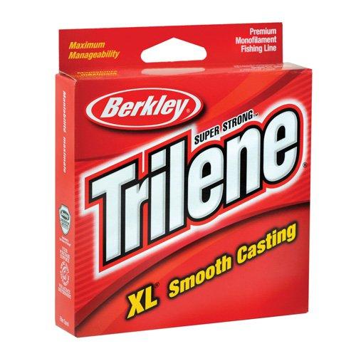 Berkley Trilene XL Smooth Casting Monofilament Service Spools Berkley Trilene XL Yards Per Spool  110 - Clear