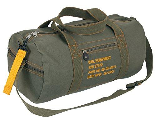 Rothco Canvas Equipment Bag Olive Drab