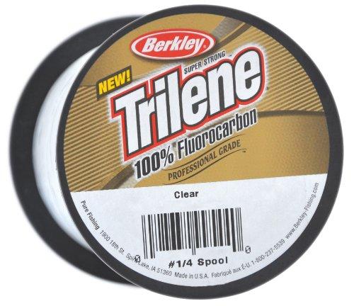 Berkley Trilene Fluorocarbon Clear Line 12 lb 033mm 1100yds by