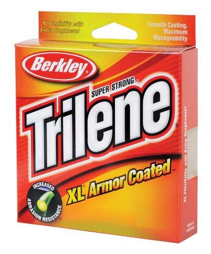 Berkley Trilene XL Armor Coated 014-Inch Diameter Fishing Line 12-Pound Test 220-Yard Spool Clear