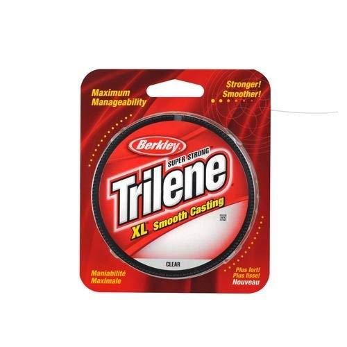 Berkley Trilene XL Monofilament Fishing Line Clear 300 Ft14-Lb Test