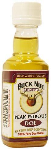 Buck Nut Deer Scent 17oz Estrus Scents