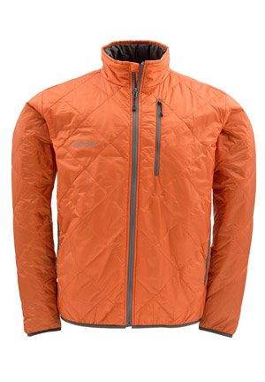 Simms Fall Run Jacket - Fury Orange - 2XL