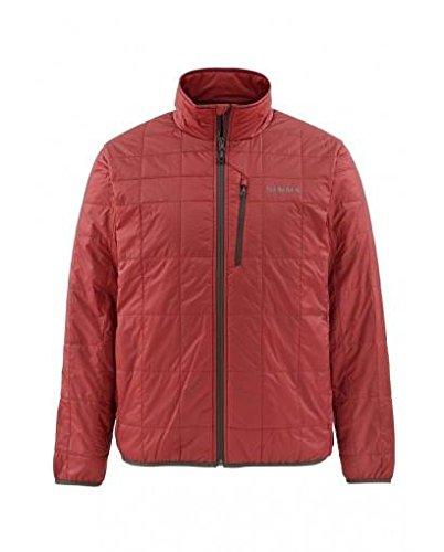 Simms Fall Run Jacket Ruby XL